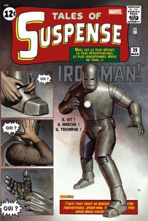 Iron Man édition TPB Hardcover - L'Intégrale