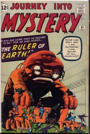 Journey Into Mystery # 81 Issues V1 (1952 - 1966)