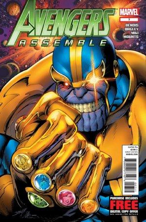 Avengers Assemble # 7 Issues V2 (2012 - 2014)