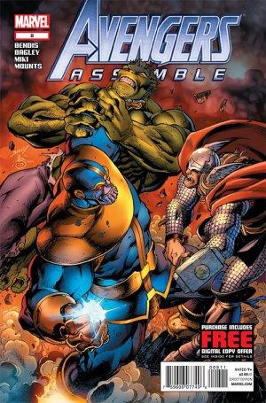 Avengers Assemble # 8 Issues V2 (2012 - 2014)