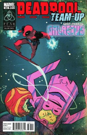 Deadpool Team-Up édition Issues V2 (2010 - 2011)