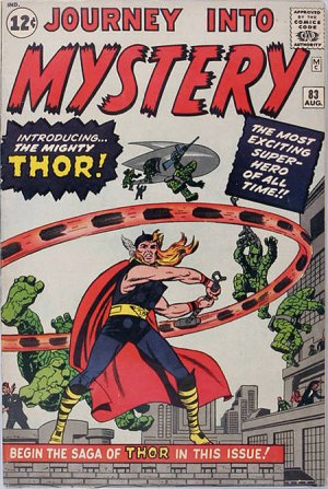 Journey Into Mystery # 83 Issues V1 (1952 - 1966)