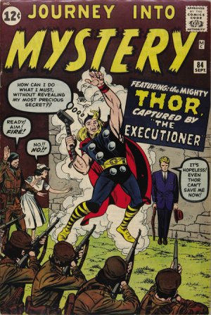 Journey Into Mystery # 84 Issues V1 (1952 - 1966)