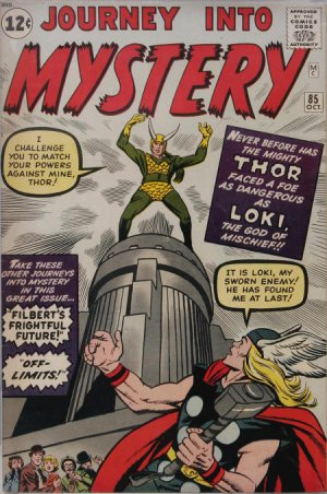 Journey Into Mystery # 85 Issues V1 (1952 - 1966)
