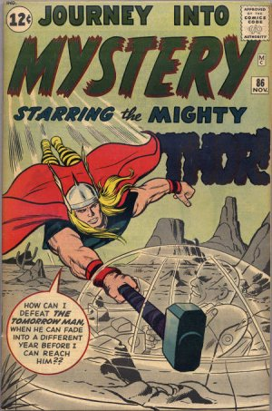 Journey Into Mystery # 86 Issues V1 (1952 - 1966)