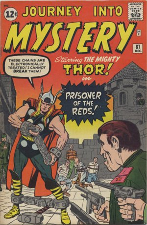 Journey Into Mystery # 87 Issues V1 (1952 - 1966)