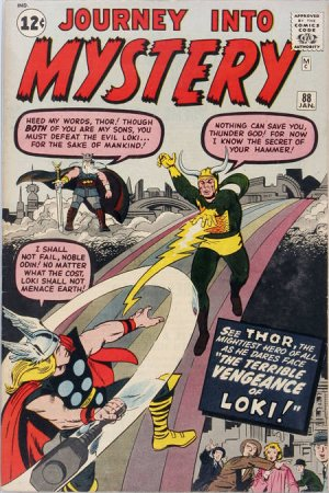 Journey Into Mystery # 88 Issues V1 (1952 - 1966)