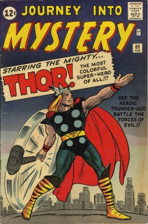 Journey Into Mystery # 89 Issues V1 (1952 - 1966)