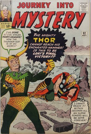 Journey Into Mystery # 92 Issues V1 (1952 - 1966)