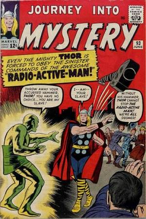 Journey Into Mystery # 93 Issues V1 (1952 - 1966)
