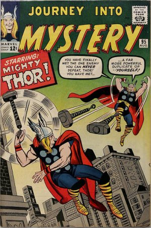 Journey Into Mystery # 95 Issues V1 (1952 - 1966)