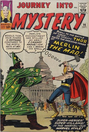 Journey Into Mystery # 96 Issues V1 (1952 - 1966)