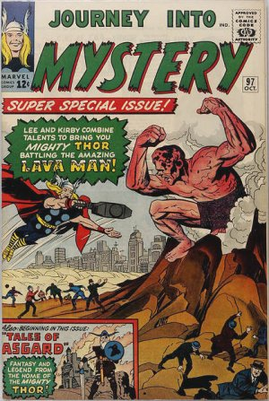 Journey Into Mystery # 97 Issues V1 (1952 - 1966)