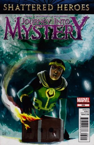 Journey Into Mystery # 632 Issues V1 Suite (2011 - 2013)