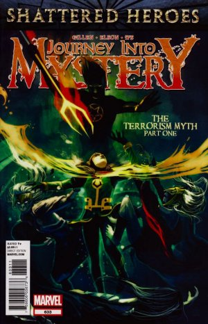 Loki - Journey into mystery # 633 Issues V1 Suite (2011 - 2013)