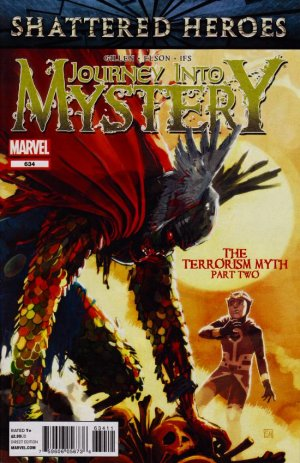Loki - Journey into mystery # 634 Issues V1 Suite (2011 - 2013)