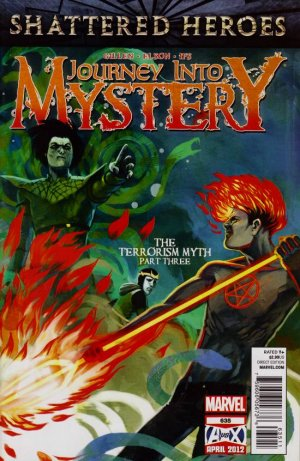 Loki - Journey into mystery # 635 Issues V1 Suite (2011 - 2013)