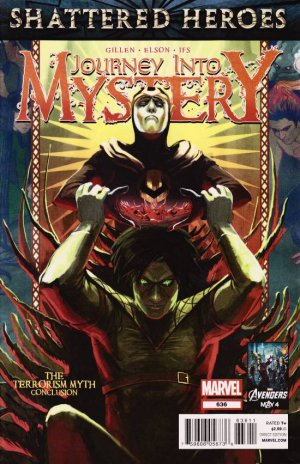 Loki - Journey into mystery # 636 Issues V1 Suite (2011 - 2013)