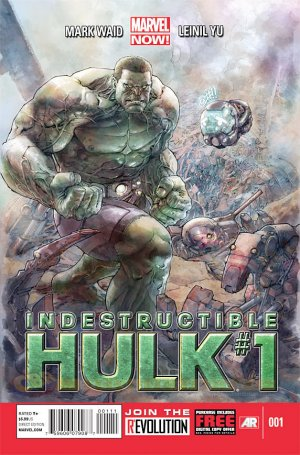 Indestructible Hulk édition Issues (2012 - 2014)