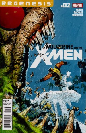 Wolverine And The X-Men # 2 Issues V1 (2011 - 2014)