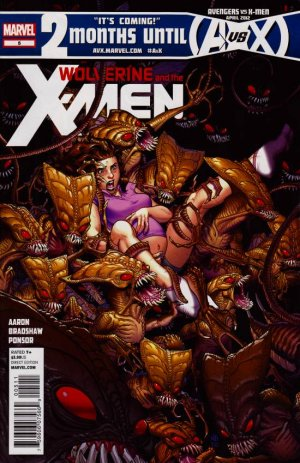Wolverine And The X-Men 5 - Mutatis Mutandis Part One: Congratulations! It's a Brood!