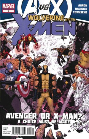 Wolverine And The X-Men 9 - Day of the Phoenix, Dark Night of the Soul