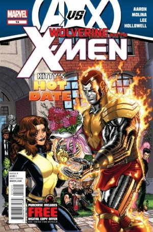Wolverine And The X-Men 14 - My Dinner with the Phoenix