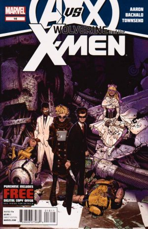 Wolverine And The X-Men 16 - The Fires of Hell A-Glowing