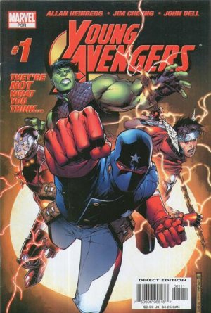 Young Avengers # 1 Issues V1 (2005 - 2006)