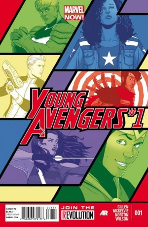 Young Avengers 1 - Style > Substance