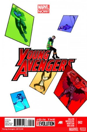 Young Avengers # 2 Issues V2 (2013 - 2014)