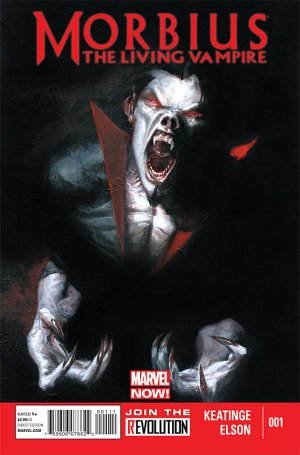 Morbius - The Living Vampire édition Issues V2 (2013)