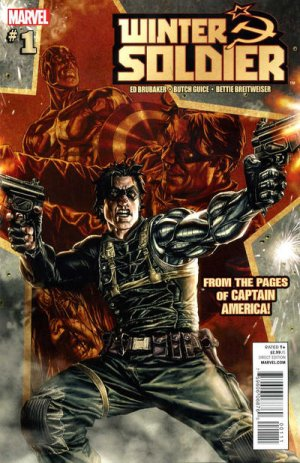 Winter Soldier édition Issues V1 (2012 - 2013)