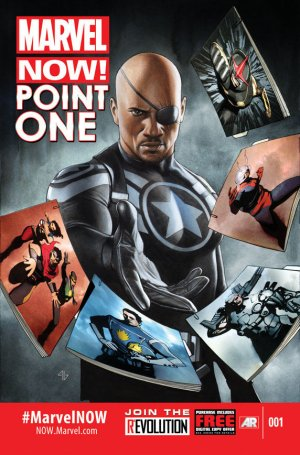 Marvel Now! Point One # 1 Issues