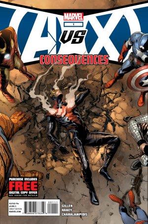 Avengers Vs. X-Men - Conséquences
