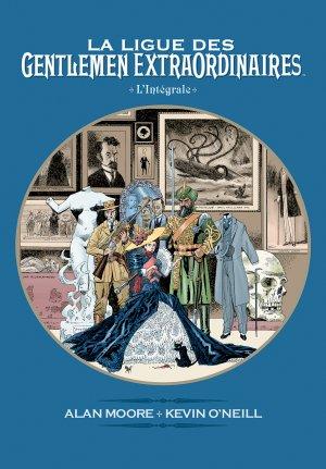 La Ligue des gentlemen extraordinaires édition Intégrale (2013)
