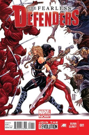 Fearless Defenders # 1 Issues V1 (2013)