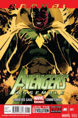 Avengers Assemble édition Issues V2 - Annuals (2013)