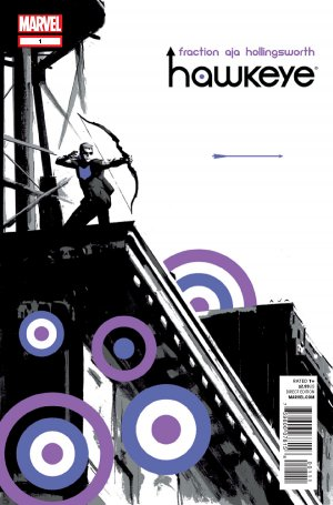 Hawkeye édition Issues V4 (2012 - 2015)
