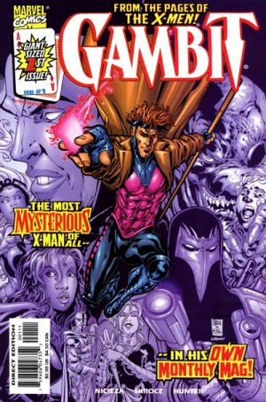 Gambit # 1 Issues V3 (1999 - 2001)