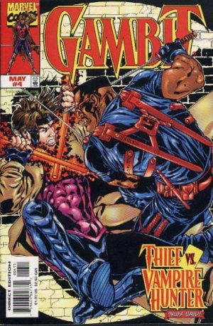 Gambit # 4 Issues V3 (1999 - 2001)