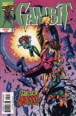 Gambit # 5 Issues V3 (1999 - 2001)
