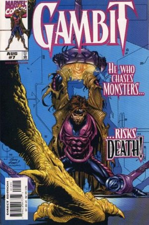 Gambit # 7 Issues V3 (1999 - 2001)