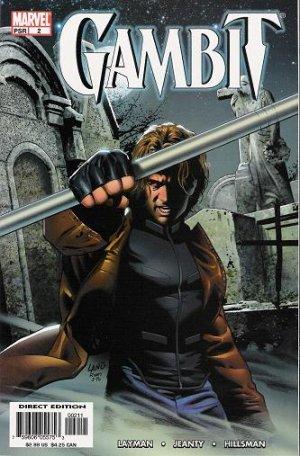 Gambit - Château de cartes # 2 Issues V4 (2004 - 2005)