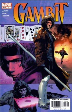 Gambit - Château de cartes # 3 Issues V4 (2004 - 2005)