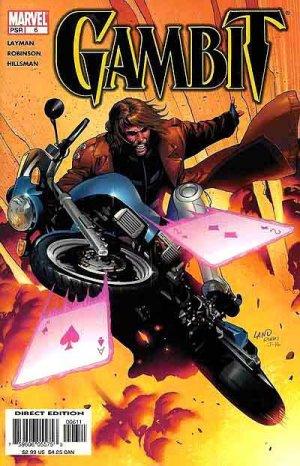 Gambit - Château de cartes # 6 Issues V4 (2004 - 2005)