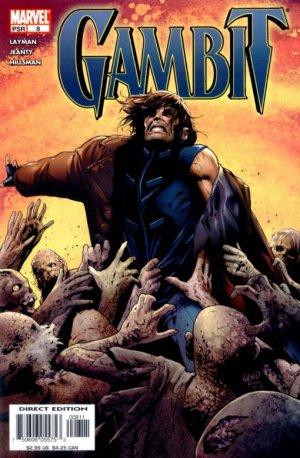 Gambit - Château de cartes # 8 Issues V4 (2004 - 2005)