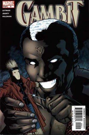 Gambit - Château de cartes # 9 Issues V4 (2004 - 2005)