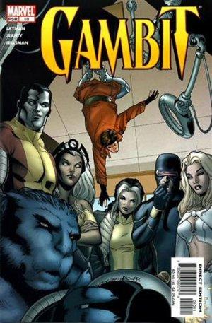 Gambit - Château de cartes # 10 Issues V4 (2004 - 2005)