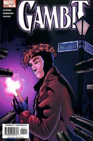 Gambit - Château de cartes # 11 Issues V4 (2004 - 2005)